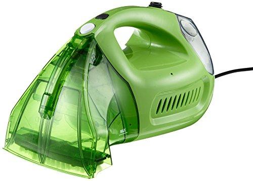 CLEANmaxx 09302 Polster- und Teppichreiniger | Reinigen und Auffrischen | Für Teppich und Teppichboden |Schelle Trocknung / Sofortiges Absaugen | Inkl. 50 ml Reinigungskonzentrat  |Grün