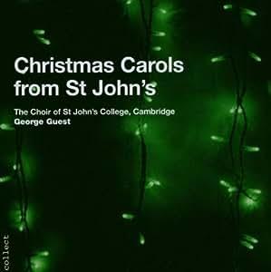 Christmas Carols from St John's (Choir of St John's College, Cambridge) (Chandos)