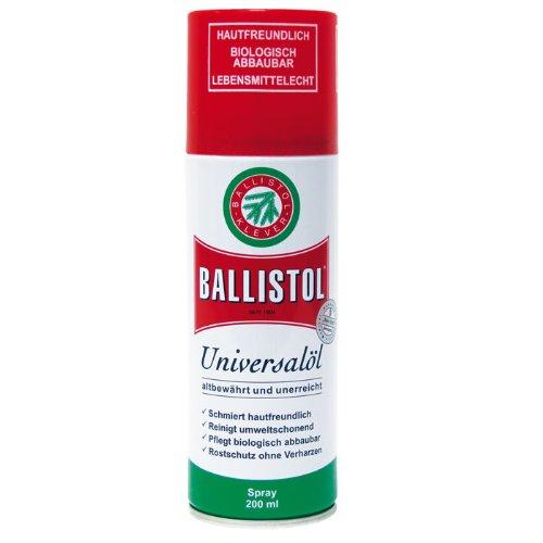 Ballistol Spray Olio Universale 200ml multiuso 10 in 1