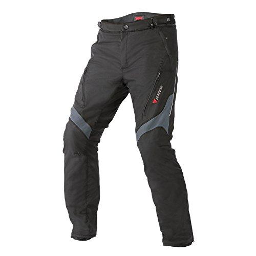 Dainese-TEMPEST D-DRY Pantaloni da moto , Nero/Scuro-Gull-Grigio, Taglia 58