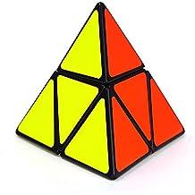 HJXDtech - Shengshou colección cubo mágico irregular Speedcubing Cubo Especial de la torcedura del rompecabezas (Pyraminx 2x2)