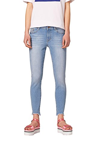 Skinny Jeans 028CC1B011, Blau (Blue Light Wash 903), 27/30 (Enge Jeans Für Frauen)