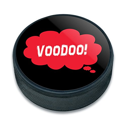 EISHOCKEY Puck Dreaming of W 345077-R, Voodoo Red