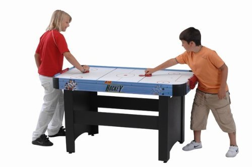 Garlando Games Air Hockey Mistral bianco