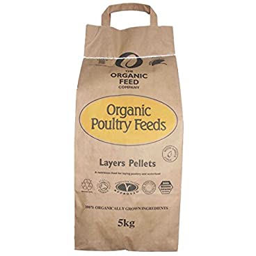 Allen & Page Organic Layers Pellets