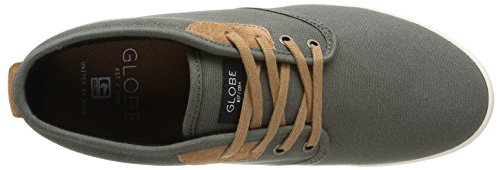 Globe Cardinal, Baskets mode homme Vert (Grape Leaf)