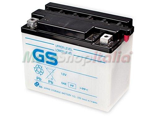 Sella MF VRLA batteria 12V 11.2Ah 230CCA batterie GS TTZ14S