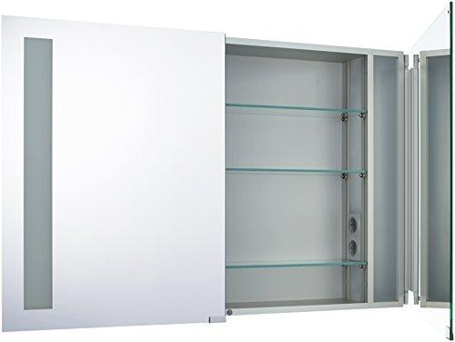Spiegelschrank Aufputz Emco – 100 cm - 2
