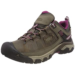 41pZazP8TeL. SS300  - KEEN Women's Targhee Iii Wp Low Rise Hiking Shoes, 9