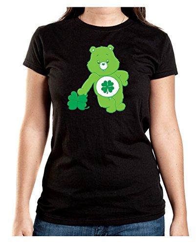 lucky-bear-t-shirt-girls-black-certified-freak-m