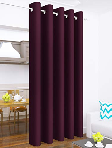 check MRP of purple thermal curtains Story@Home