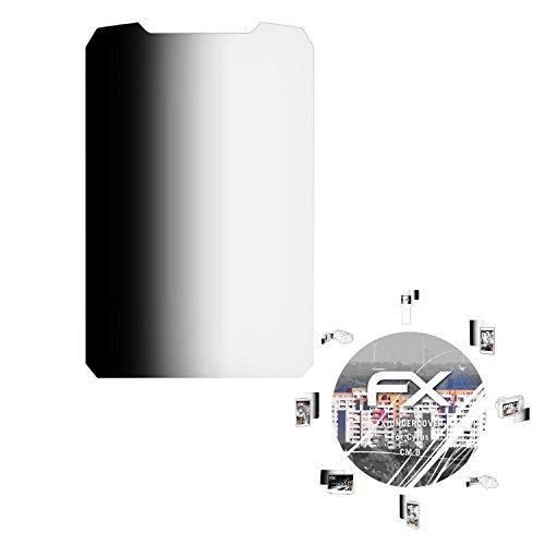 atFolix Blickschutzfilter für Cyrus cm 8 Blickschutzfolie, 4-Wege Sichtschutz FX Schutzfolie