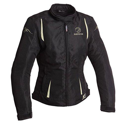 Preisvergleich Produktbild Bering–Jacke Lady Anika schwarz und beige