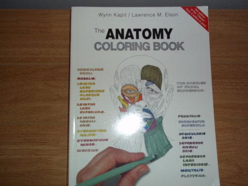 The Anatomy Coloring Book (Third Edition)