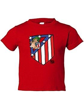 Camiseta niño Atlético de Madrid El Escudo del Atleti