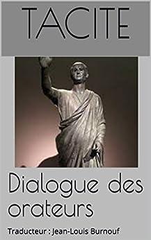 Dialogue des orateurs:  Traducteur : Jean-Louis Burnouf