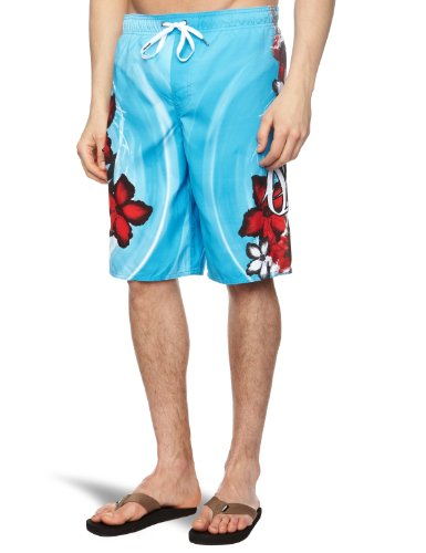 O'NEILL Badeshorts Herren Blau - Blue All Over Print with Blue