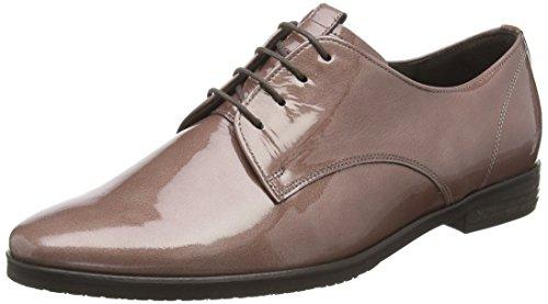 Gabor Shoes Comfort Sport 32.655 Scarpe Derby con lacci donna, Beige (dark-mauve 22), 43