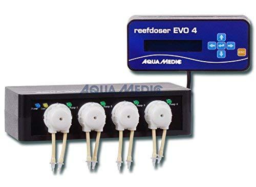 Aqua Medic reefdoser Evo 4 Dosieranlage 4-fach -