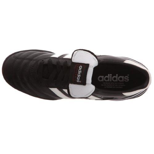 adidas Kaiser 5 Team, Herren Fußballschuhe Schwarz (Black/Running White FTW)