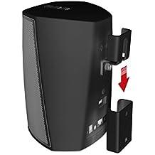 Vebos soporte portable pared Denon Heos 1 negro - Alta calidad en una experiencia óptima en cada habitación - Le permite colocar su DENON HEOS 1 exactamente donde lo desee - Dos años de garantía