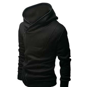 New Stylish Men's Rider Hood Hoodies Sweatshirt Top Hoodie hoody Jacket Coat