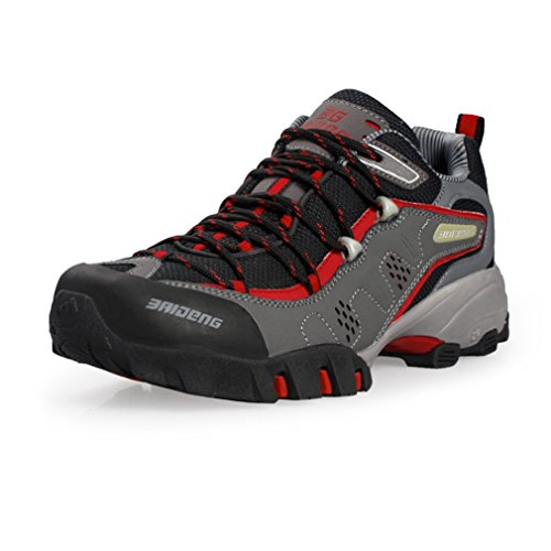 Outdoor Chaussures d' Escalade Hommes Respirent Chaussures de Randonnée à Pied Sports