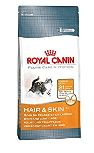 Royal Canin Hair and Skin 33 Katzenfutter, 10 kg- Katzenfutter