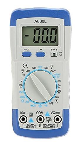 SaySure - DMM Digital Multimeter A830L Ammeter Multitester Voltmeter