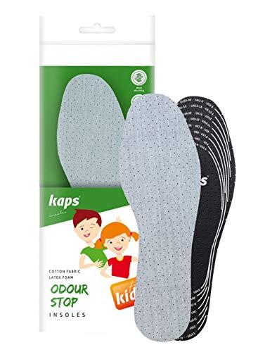 Plantillas niños pies planos