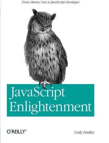 JavaScript Enlightenment por Cody Lindley