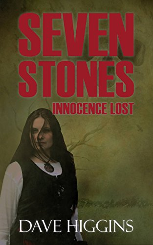 Book cover image for Seven Stones: Innocence Lost