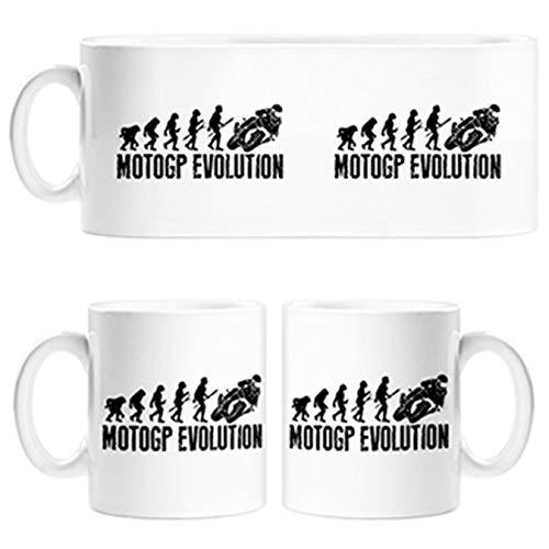 Diver Tazas Taza Moto GP Evolution - Cerámica