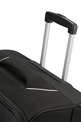 American Tourister Holiday Heat - Spinner Valigia, 79.5 cm, 108 L, Nero (Black)
