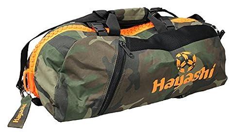 TOP TEN Rucksack - Tasche HAYASHI Camouflage