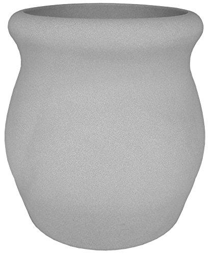 Belli 0198 1 Pot Monaco Simple Paroi Gris 45 x 50 cm