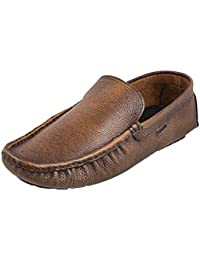 Mochi Men Leather Loafers (71-9167)