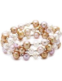 Sakura Pearl Damen-Armbandset champ AM 194