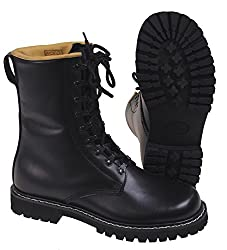 MFH Leather Boots of German Armed Forces (42)