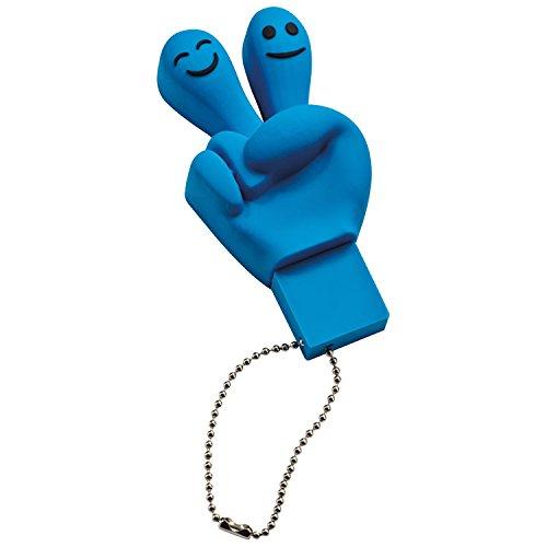 Subito disponibile chiavetta usb a forma di mano con gesto da 8 gb