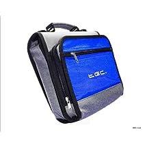Nintendo Wii Azul para consola de coche bolsa de transporte