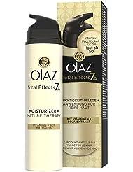 Olaz Total Effects 7-in-1 Feuchtigkeitspflege plus, Anwendung für reife Haut , 1er Pack (1 x 50 ml)