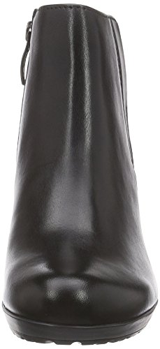 Tamaris 25969, Bottes femme Noir - Schwarz (Blk/Blk Struct 052)