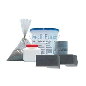 Sealing Kit for Shower Tray FUNDO Ref 73796 Wedi