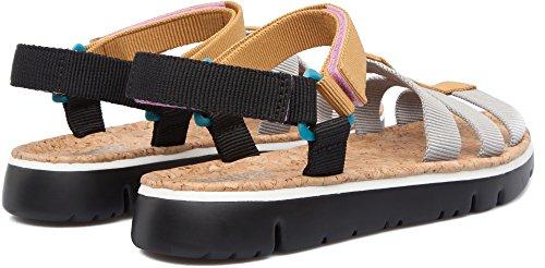 Damen Oruga Multicolor Sandálias K200125 003 Rv dI1qwWzagI