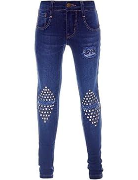 BEZLIT - Vaquero - Pantalones Boot Cut - Básico - para niña