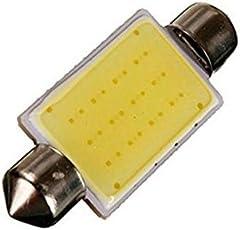 Guance Festoon White 41mm 212-2 578 211 COB LED Bulb for Car Interior Dome Exterior Light for Maruti Suzuki Zen Estilo