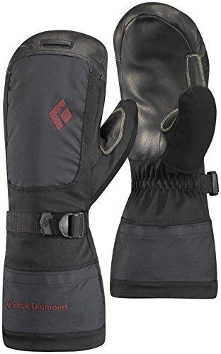 Black Diamond Mecury Mitts Women`s Handschue für Kaltwetter Aktivitäten, Schwarz, M -