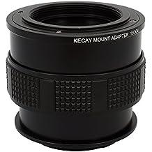 KECAY® Macro Focusing Helicoid, Adaptador de Montaje de Lente para M42 / 42mm Lente a Sony NEX E-mount Mirrorless Cámara
