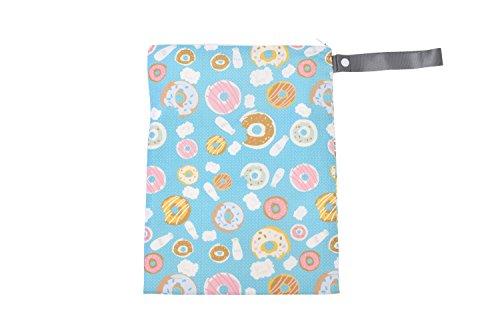 itzy-ritzy-travel-happens-wet-bag-with-handle-medium-donut-shop